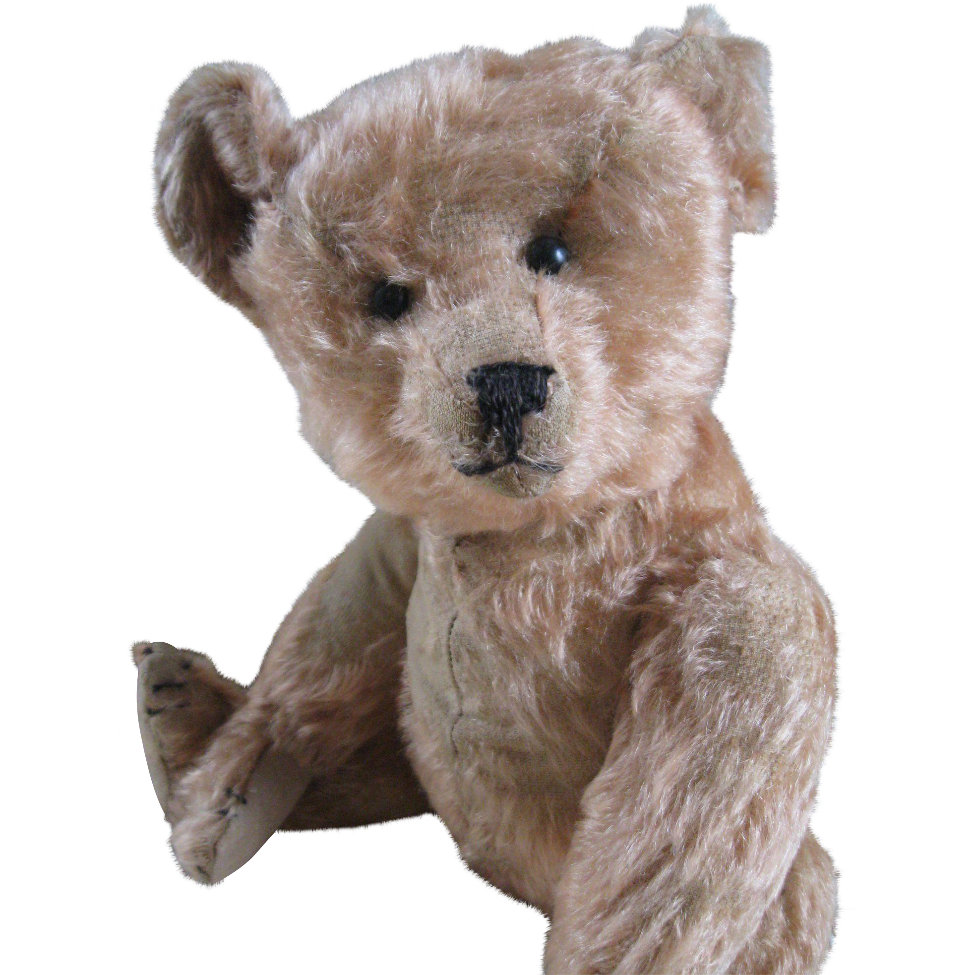 "Antique American 17"" Apricot BMC  Bear"
