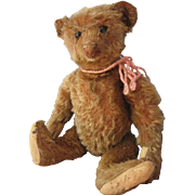"Antique Cinnamon 13.5"" Steiff  Bear"