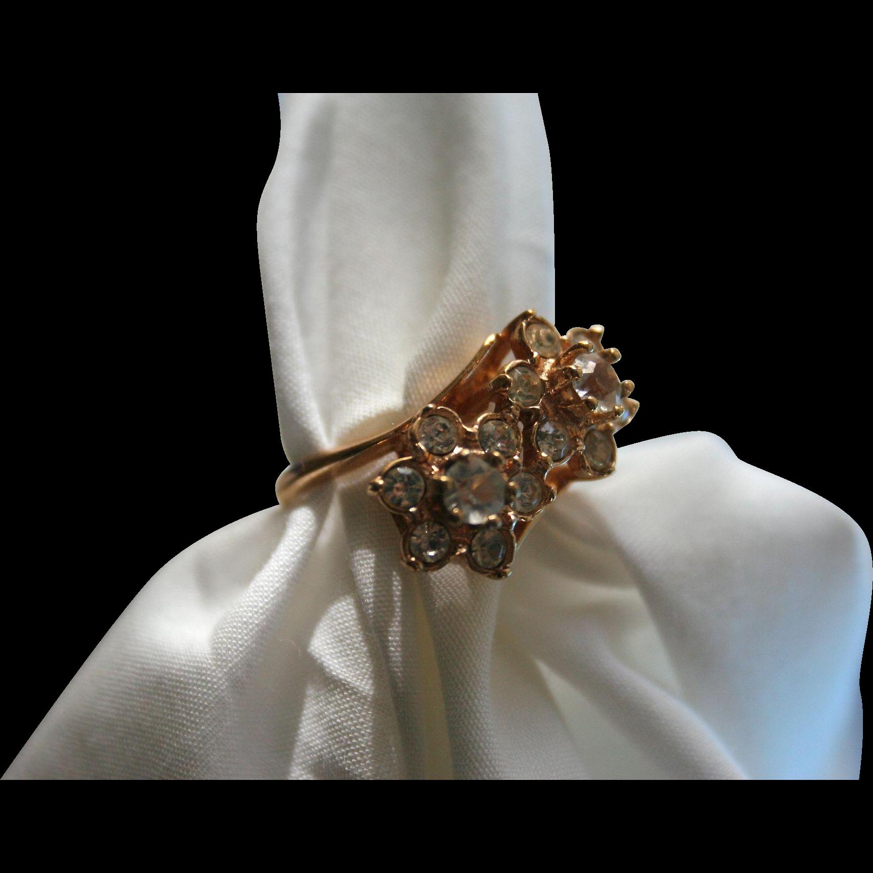 K Hge Silver Ring