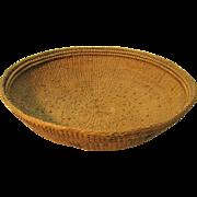 Antique Pima Basket C-1900 - Red Tag Sale Item