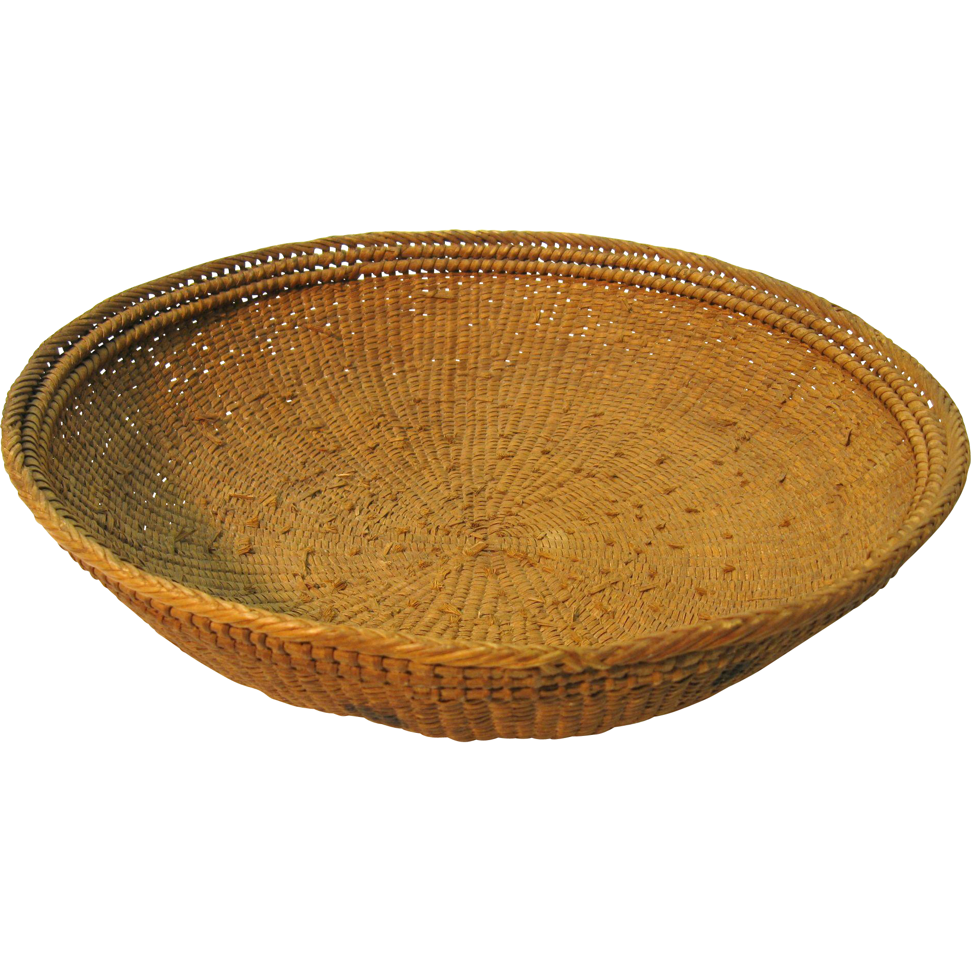 Antique Pima Basket C-1900