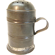 Very Nice Tin Sugar Shaker