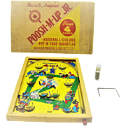 Vintage Fifties Poosh-M-Up Jr. Game