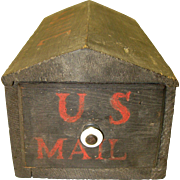 Folk Art Mail Box
