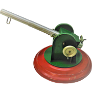 Vintage Toy Marble Cannon