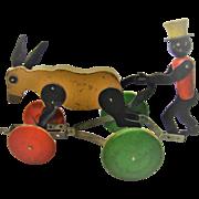 Vintage 1930 Tinker Mule