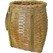 Girl Scout Small Trapping Basket