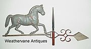 Weathervane Antiques