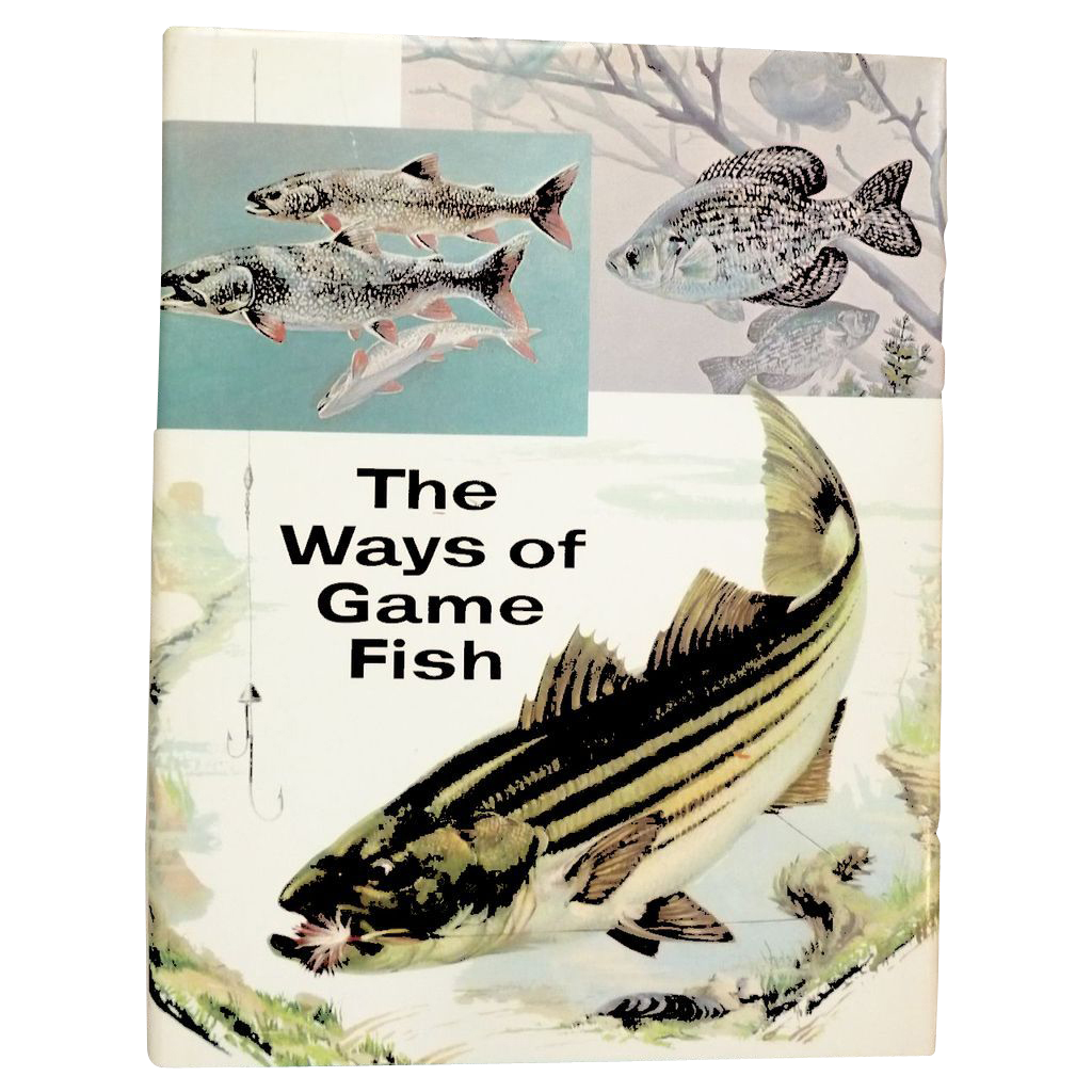 Ways of Game Fish Coffee Table Book