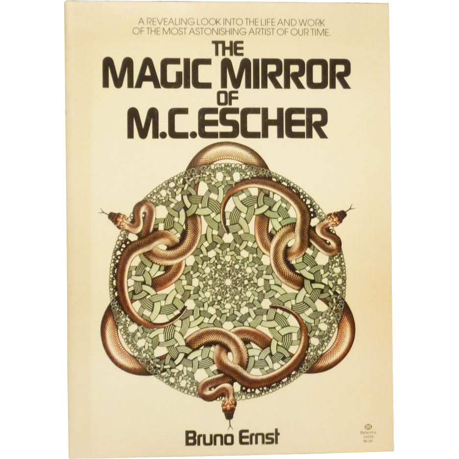 Magic Mirror of M.C. Escher Book 1976