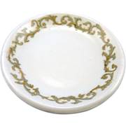 Butter Pat Dish Lamberton China