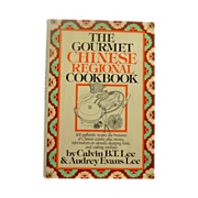 Gourmet Chinese Regional Cookbook 1981