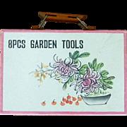 Child's 8 Piece Garden Tool Set