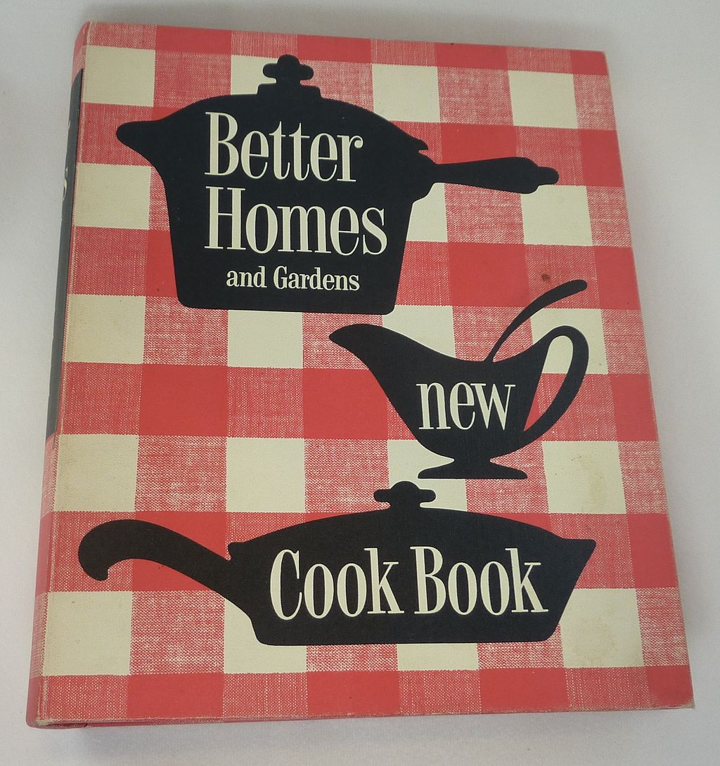 Better homes and gardens new cookbook sold ruby lane Better homes and gardens gardener