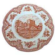 Old Britain Castles Johnson Brothers England Dinner Plate
