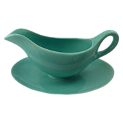 Franciscan El Patio Gloss Aqua Gravy Bowl  / Tray