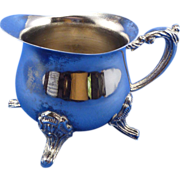 Silver Plate Children's Creamer - Red Tag Sale Item