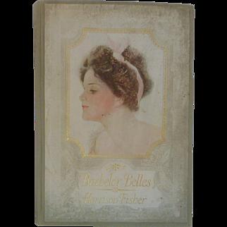 Bachelor Belles Fisher Harrison Hardcover  Book