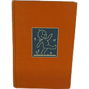 """Complete Cheerful Cherub"" Book Poems 1936"