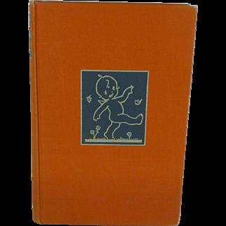 """Complete Cheerful Cherub"" Book Poems 1936"