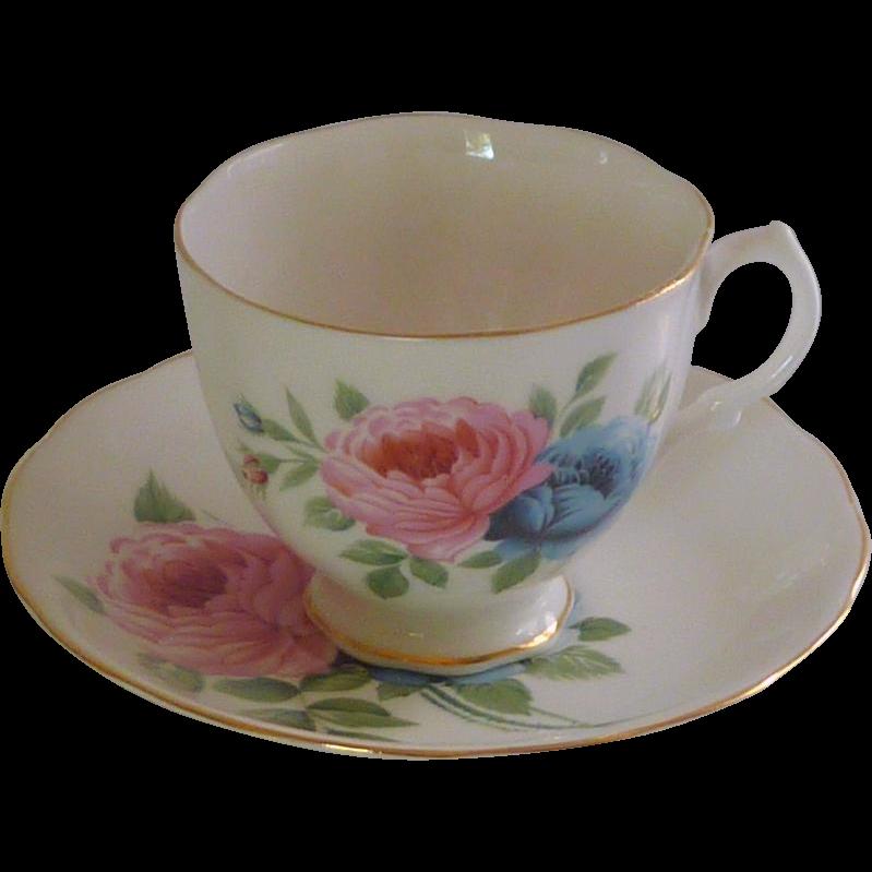 Vintage Royal Taunton Bone China Tea Cup