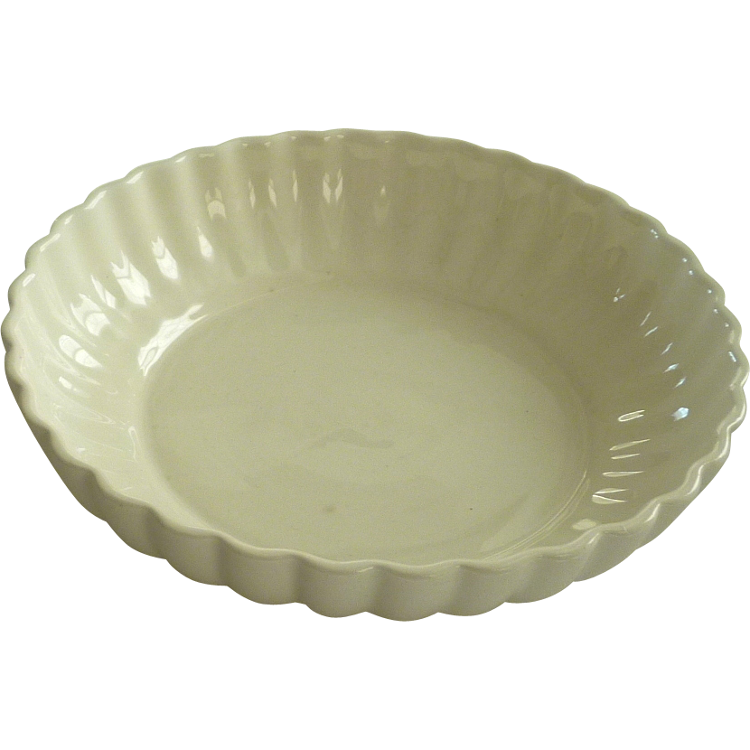 Copeland Spode Plain Scalloped Bowl Spode China