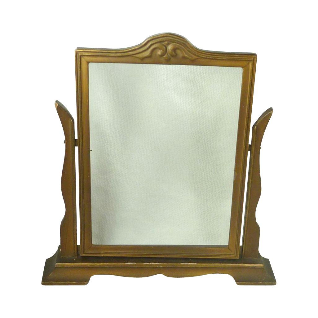 Tilt /Swing Wood Picture Frame