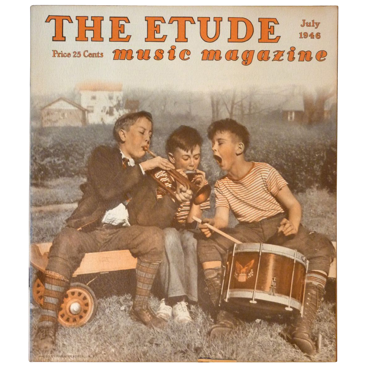 The Etude Music Magazine July 1946