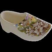 Fine Bone China Dutch Clog Shoe Sanford