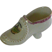 Parliament Buildings in Winnipeg Canada Porcelain Slipper