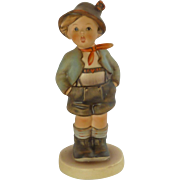 MJ Hummel West Germany Boy with Shorts