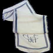DVF Soft Lightweight Chiffon Scarf