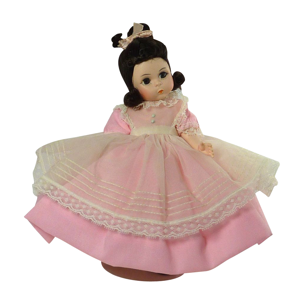 Beth Madame Alexander Doll 1981 Little Women Collection