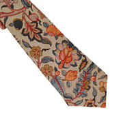 India Handfabs Silk Floral Tie