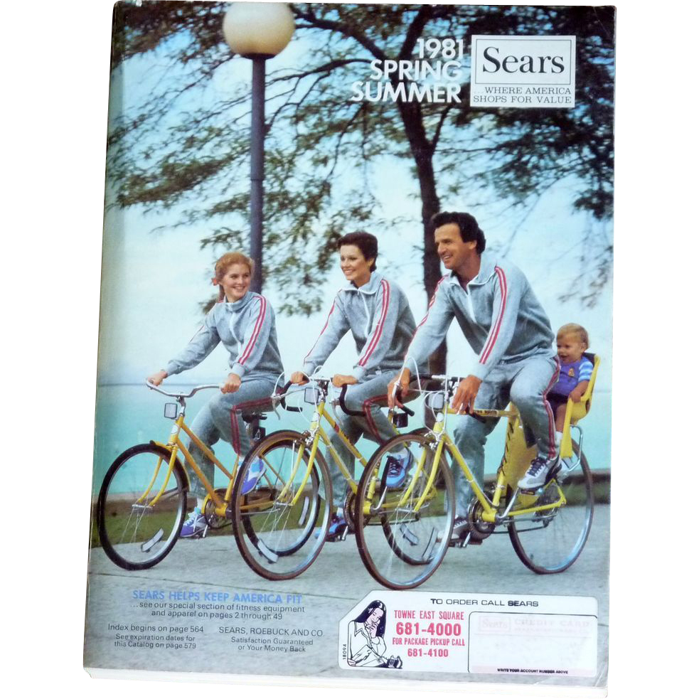 Sears 1981 Spring Summer Catalog From Rarefinds On Ruby Lane