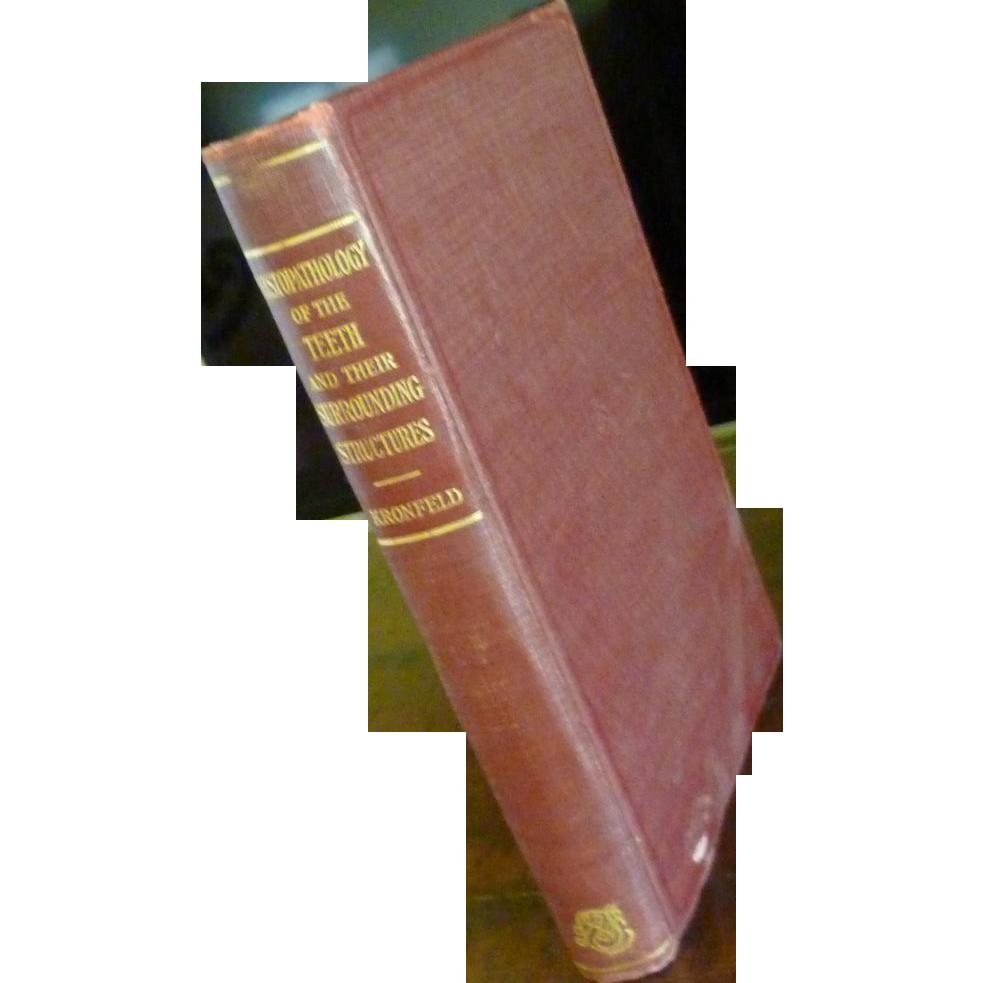 Histopathology of the Teeth Text Book Kronfeld
