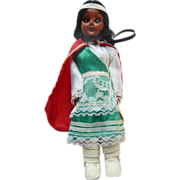 Carlson Native American Indian Doll Hopi Princess