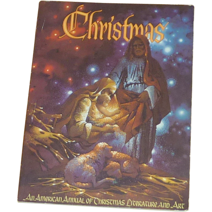 Christmas Literature and Art 1971 #41 Book