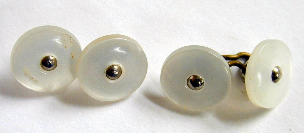 Vintage Mother of Pearl Cufflinks