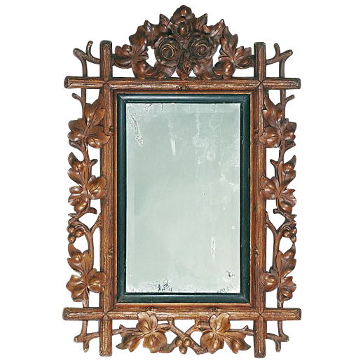 'Black Forest' Mirror