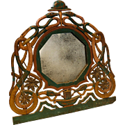 Pharmacy Clock Dome with Mirror