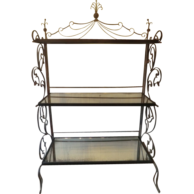 Patisserie Display Rack from France