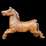 Children's Carousel 'Dobby' Horse from England