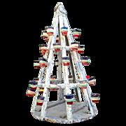 French 'Bastille Day' Lantern