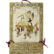 Collectible Advertising Showcard from France