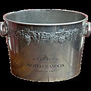 Rare Champagne Bucket for 5 Bottles
