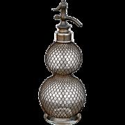 19thC. 'Seltzogene' Soda Siphons from France