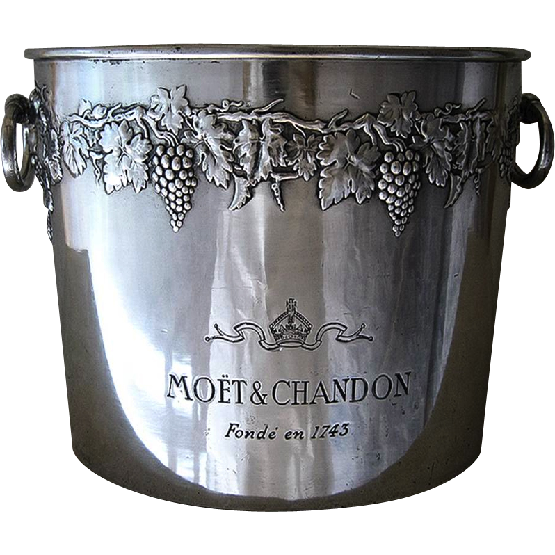 Magnificent & famous 5 Bottle Champagne Bucket