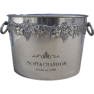 Magnificent 5 Bottle Champagne Bucket from France