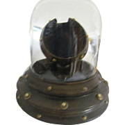 Victorian Pocket Watch Display Case